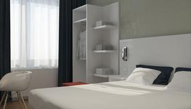 Andante Hotel - Den Haag - Schlafzimmer