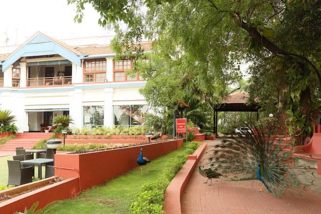 The Gateway Hotel Pasumalai Madurai - Madurai - Building