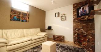 Hola Hostel - São Paulo - Wohnzimmer
