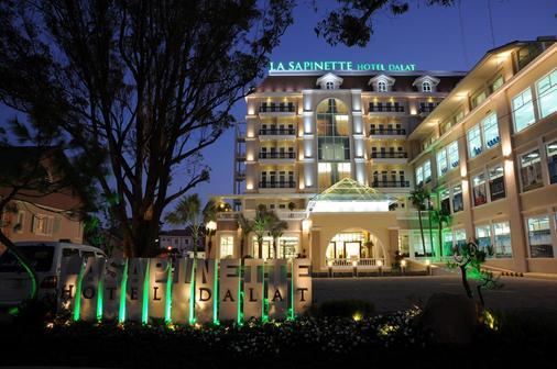 拉薩皮納特酒店 - 大叻 - Dalat - 建築