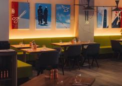 Qbic Hotel London City - London - Restaurant