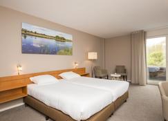 Fletcher Hotel Restaurant Spaarnwoude - Santpoort-Noord - Schlafzimmer