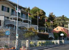 Royal Sporting Hotel - Portovenere - Building