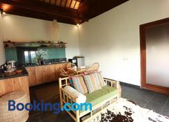 Villa Domanik - Labuan Bajo - Living room
