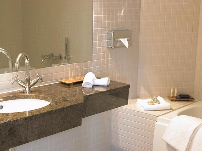 亞瑟庫隆酒店 - 哥本哈根 - 哥本哈根 - 浴室
