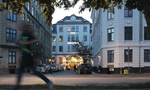 Hotel Kong Arthur - København - Bygning