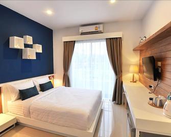 Chill House @ Nai Yang Beach - Sakhu - Bedroom