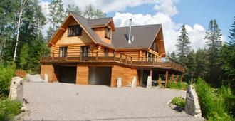 BnB Le Domaine du Lac Saint Charles - Quebec - Bygning
