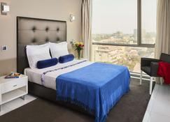 Rk Suite Hotel - Luanda - Bedroom