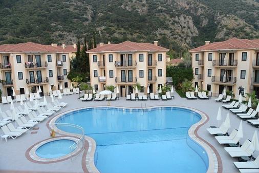 Marcan Beach Hotel - Ölüdeniz - Pool