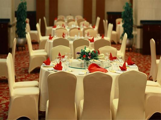 Lanzhou Jinjiang Sun Hotel - Lanzhou - Banquet hall