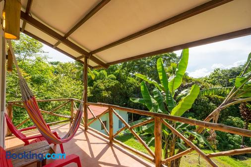 Istmo Yoga And Adventure Retreat - San Carlos - Balcony