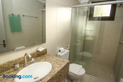 Hotel San Lucas - Gramado - Banheiro