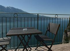 Hotel Miralago - Tremosine - Balkon