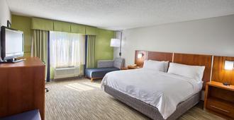 Holiday Inn Express Hotel & Suites Raleigh-Wakefield, An IHG Hotel - Raleigh - Bedroom
