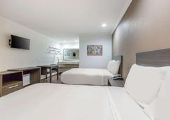 Econo Lodge - Bakersfield - Bedroom