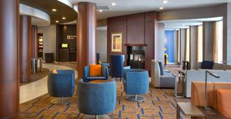 Courtyard by Marriott Boston-South Boston - בוסטון - טרקלין
