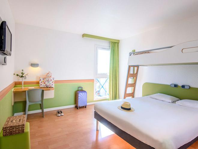ibis budget Cannes Mougins - Mougins - Bedroom