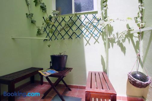 Malaga Lodge Guesthouse - Málaga - Balcony