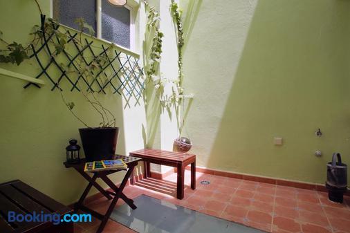 Malaga Lodge Guesthouse - Málaga - Balkong