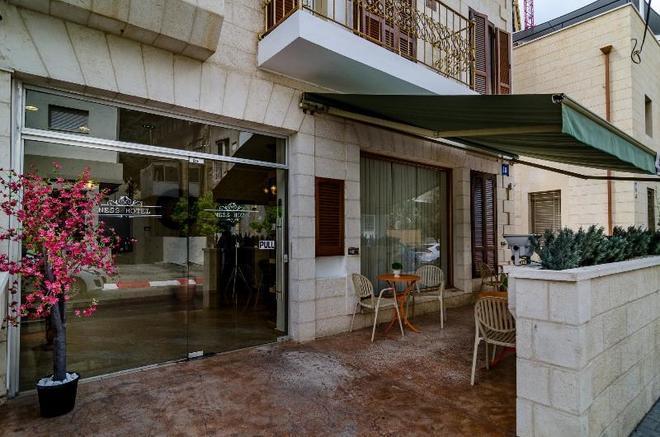 Ness Hotel - Tel Aviv - Building