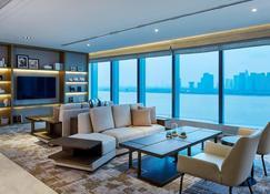 Hangzhou Marriott Hotel Qianjiang - האנגג'ואו - סלון