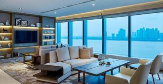 Hangzhou Marriott Hotel Qianjiang - Hangzhou - Salon