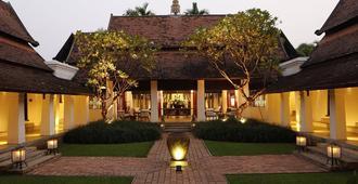 Rachamankha Hotel a Member of Relais & Châteaux - Chiang Mai - Building