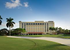 Fort Lauderdale Marriott Coral Springs Hotel & Convention Center - Coral Springs - Edificio