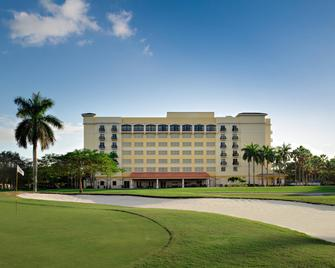 Fort Lauderdale Marriott Coral Springs Hotel & Convention Center - Coral Springs - Gebäude