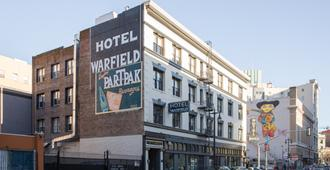 Warfield Hotel - San Francisco - Rakennus