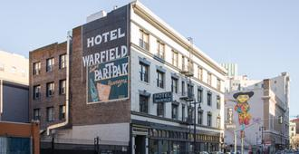 Warfield Hotel - San Francisco