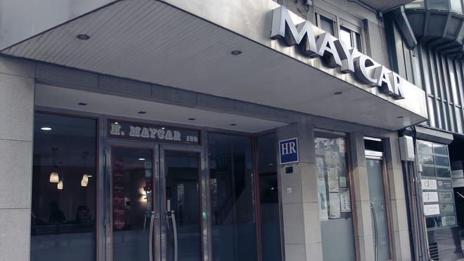 Hotel Maycar - La Coruña - Edificio