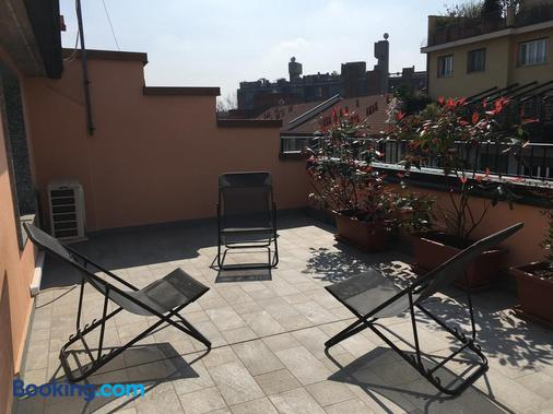 Sigieri Residence Milano - Milan - Balcony