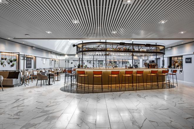 Radisson Blu Scandinavia Hotel, Aarhus - Århus - Baari