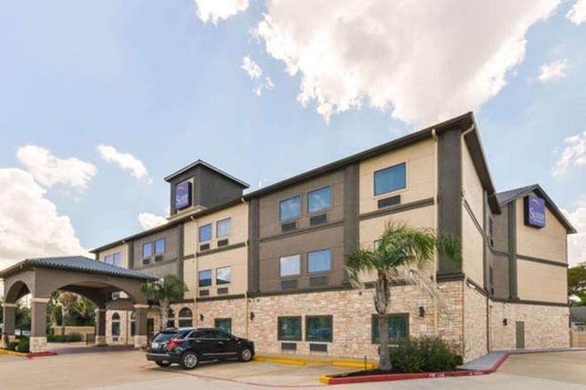Sleep Inn & Suites Near Downtown North - Houston - Rakennus