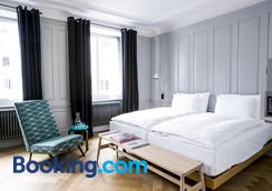 Marktgasse Hotel - Zurich - Phòng ngủ