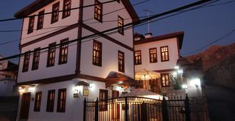 And Hotel - Angora - Edificio