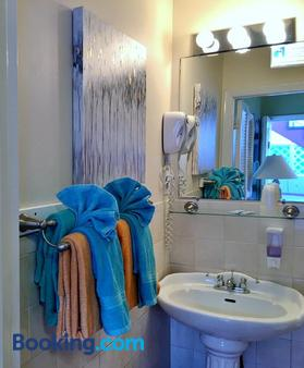 加勒比海之家旅館 - 基韋斯特 - 浴室