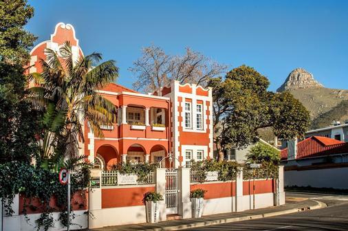 The Villa Rosa Bed and Breakfast - Kapkaupunki - Rakennus