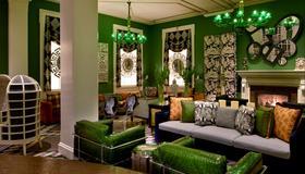 Kimpton Hotel Monaco Washington DC - Washington, D.C. - Sala de estar