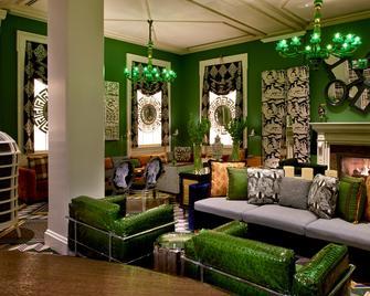 ホテル モナコ ワシントン DC、ア キンプトン ホテル - ワシントン - リビングルーム