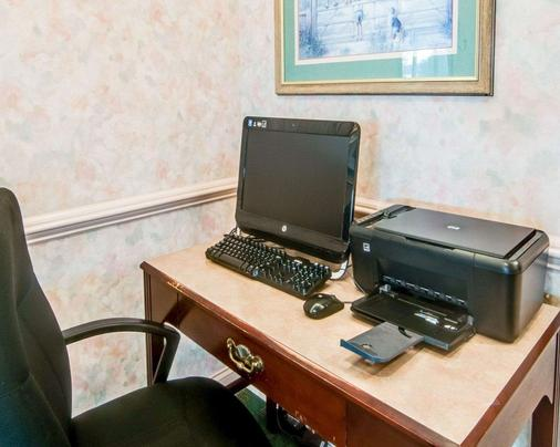 Comfort Inn Airport - Roanoke - Business centre