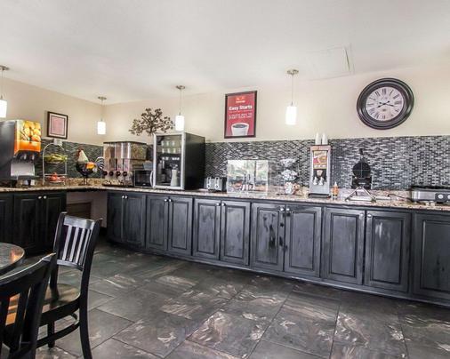 Econo Lodge Inn & Suites - Jackson - Buffet