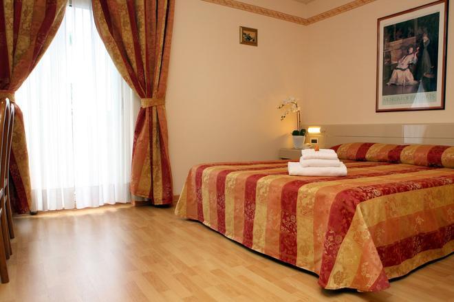 Hotel Excelsior - Monfalcone - Habitación