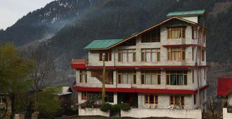 Karma Cottage - Manali - Edificio