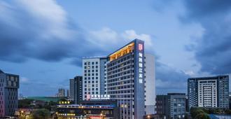 Shanghai Paradise Hotel - Shangai - Edificio