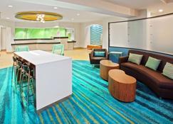 SpringHill Suites by Marriott Louisville Hurstbourne/North - Λούισβιλ - Σαλόνι