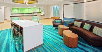 SpringHill Suites by Marriott Louisville Hurstbourne/North - Louisville - Lounge