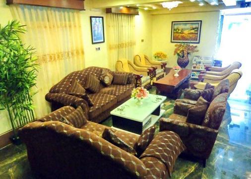 Hotel Sahara - Mandalay - Lounge